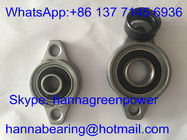 FYH UFL004 Zinc Alloy Pillow Block Bearing with Eccentric Collar 20x55x90mm