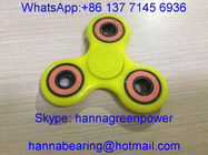 Low Price Hand Spinner / Tri Fidget Finger Toy with 608-2RS Ceramic Ball Bearings