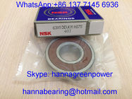 Original NSK 6305DDUCM /  6305DDUC3 Deep Groove Ball Bearing with Rubber Seal 25x62x17mm