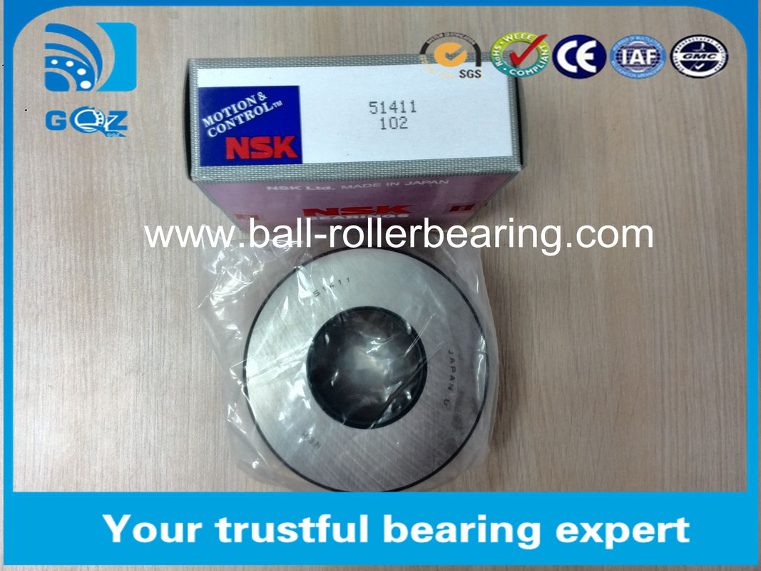 Low Vibration 51312  Separable Thrust Deep Groove Ball Bearing 60x110x35mm