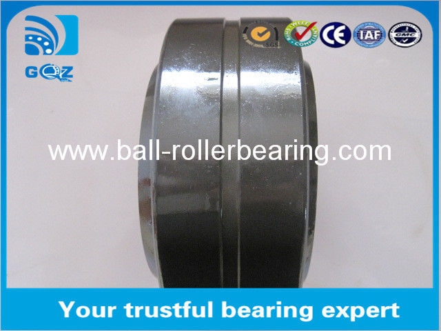 Long Durability GE12E Steel / Steel Spherical Plain Bearing 12x22x10mm