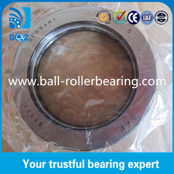 Customized Sweden Original 51113 Thrust Ball Bearing , Steel Cage Bearing