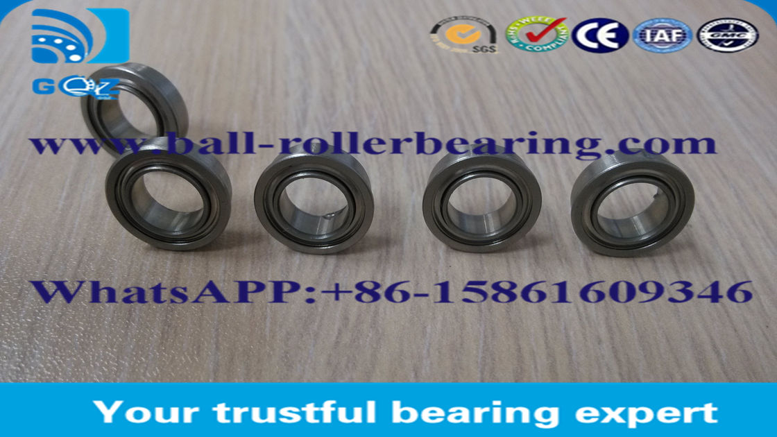 FRW144ZZ Extended Inner Race Automotive Bearings 0.125*0.25*0.296 Inch