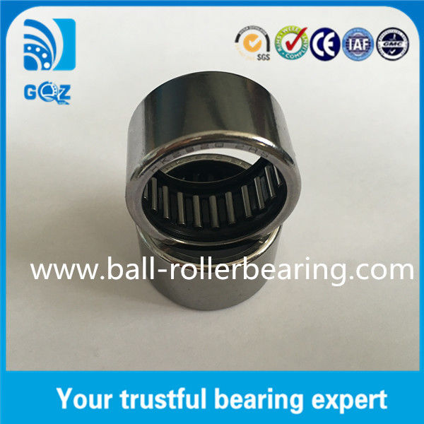 Lip Seals HK2820-2RS Drawn Cup Needle Roller Bearing with open ends
