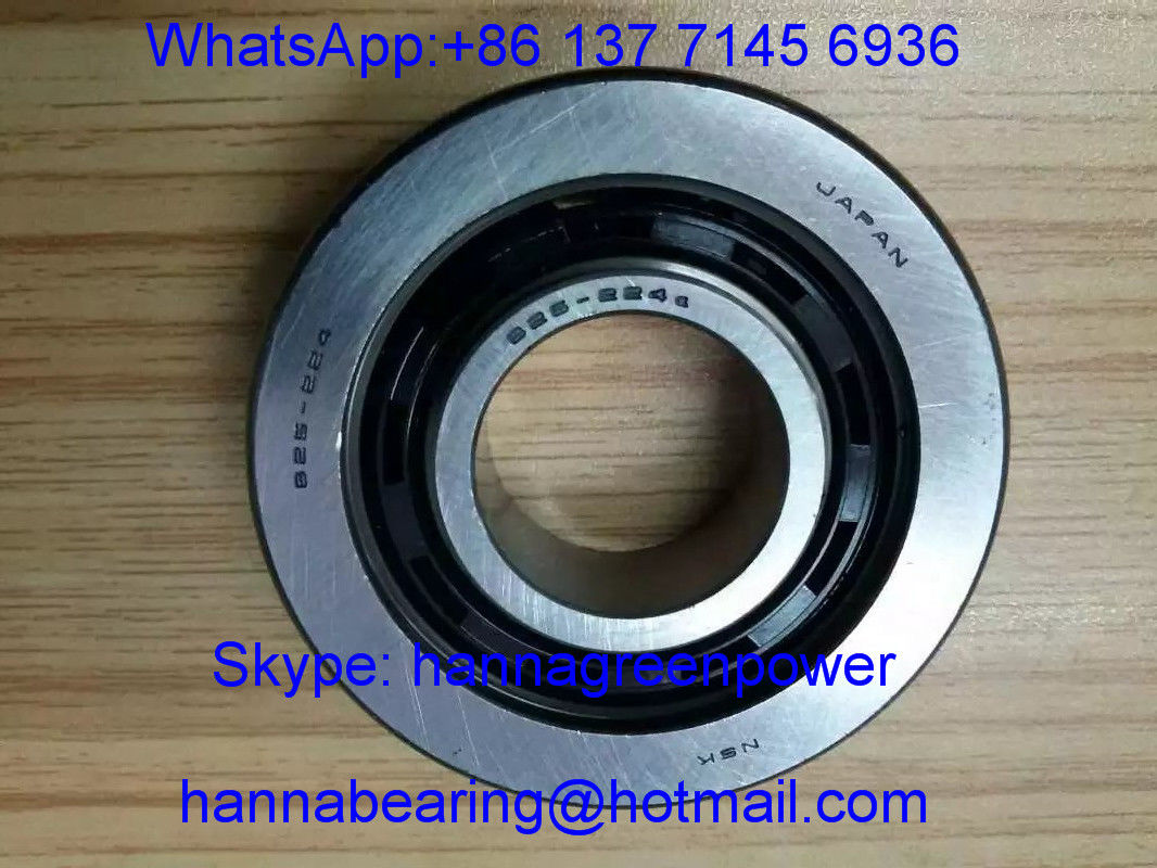 B25-224 / B25-224A Ceramic Ball Bearings / High Speed Servo Motor Bearing 25*62*21mm