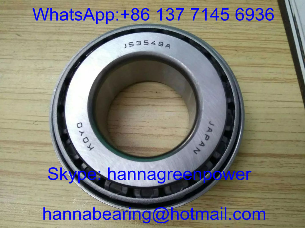 JS3549A-JS3510 Automotive Bearing , JS3549A/10 Inch Tapered Roller Bearing 35*70*24.25mm