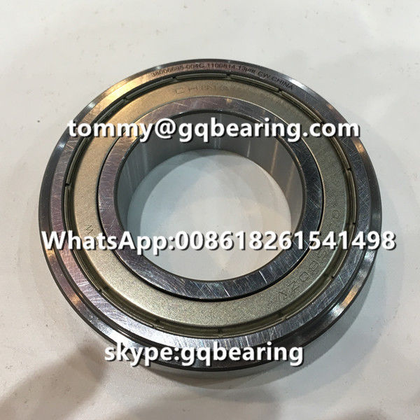 Four-point Structure QJ4580ZV Flanged Automotive Deep Groove Ball Bearing
