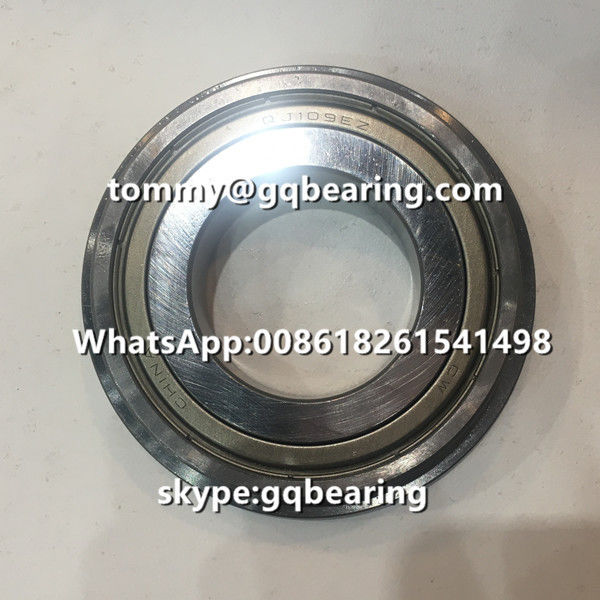 Four-point Structure QJ109EZ Flanged Automotive Deep Groove Ball Bearing