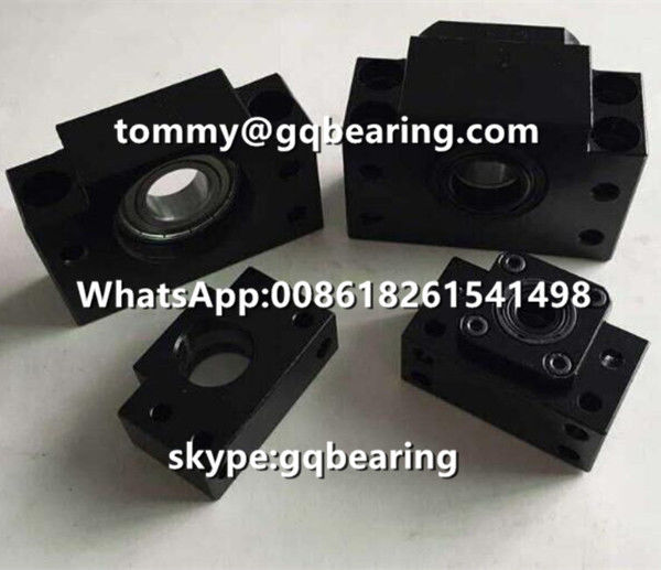 CNC Machine Application THK EF20 Square type Ball Screw Support Slide Units