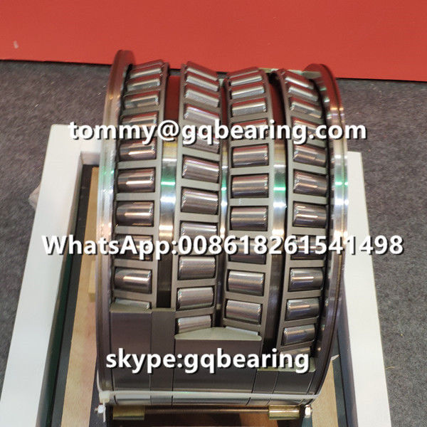 Carburizing steel Material 564672A Sealed Four-row Tapered Roller Bearing Rolling Mill Bearing