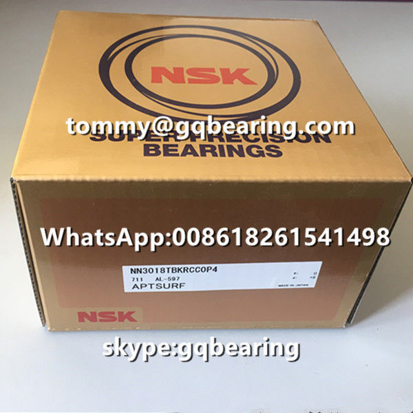 P4 Precision NSK NN3018TBKRCC0P4 Full Complement Cylindrical Roller Bearing