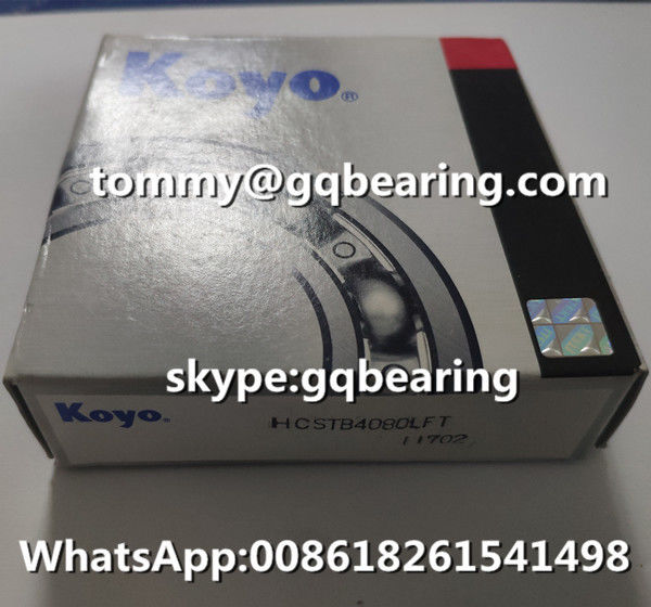 Chrome Steel Material Koyo STB4080 STB4080LFT HCSTB4080LFT Tapered Roller Bearing