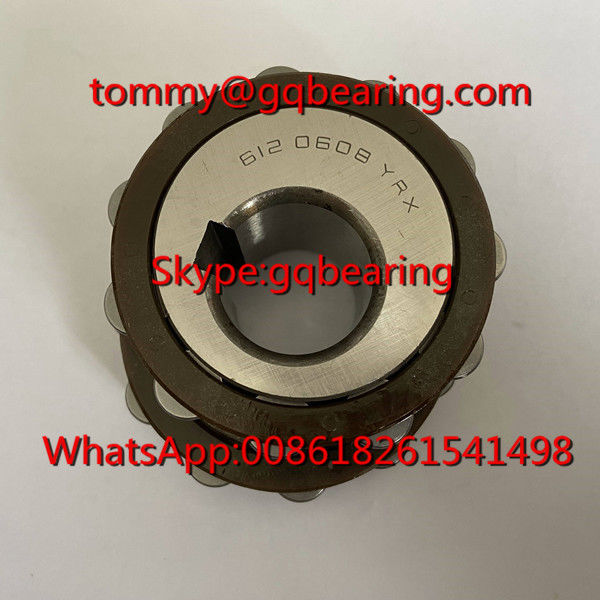 NTN 6120608YRX Eccentric Bearing 612 0608 YRX Nylon Cage Cylindrical Roller Bearing for Reducer