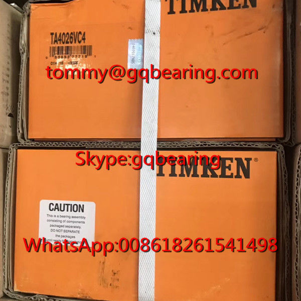 C4 Clearance TIMKEN TA4030V TA4030VC4 Cylindrical Roller Radial Bearing