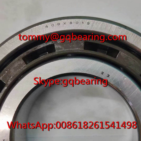 NACHI 40BX8019 Single Row Deep Groove Ball Bearing for Automotive Gearbox