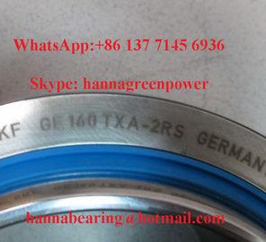 GE 140 txa-2LS Staal/PTFE-Stoffen Sferisch Duidelijk Dragend Onderhoud Vrije 140x210x90mm