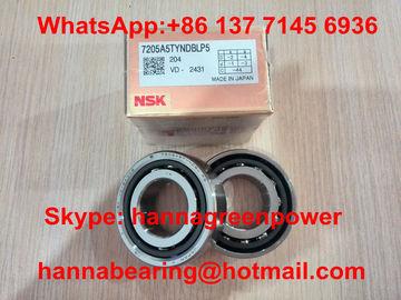 7205A5TYNDBLP5 dubbel de Lagers Hoekig Contact die van de Rij Super Precisie 25x52x30mm dragen